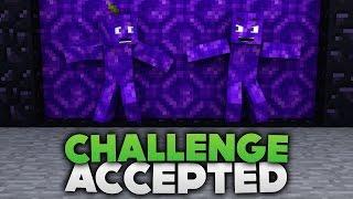 WIR SIND NETHERPORTALE! - CHALLENGE ACCEPTED! | DieBuddiesZocken