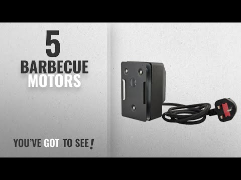 Top 10 Barbecue Motors [2018]: Onlyfire BBQ Gas Grill Rotisserie Electric Mains Spit Motor,UK 3
