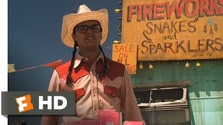 Snakes and Sparklers - Joe Dirt (3/8) Movie CLIP (2001) HD