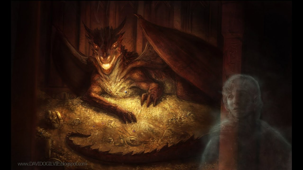 Deadtom S Impressions Quot Smaug Quot 1977 Animated Movie Youtube