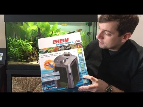 Eheim Experience 150 Filter Overview and comparison with Ecco Pro 130