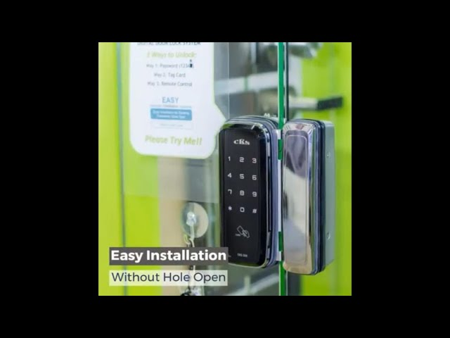 CKS-GC300 Digital Door Lock