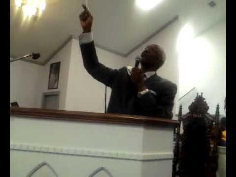 Rev Ray Coleman-Ive got the Word