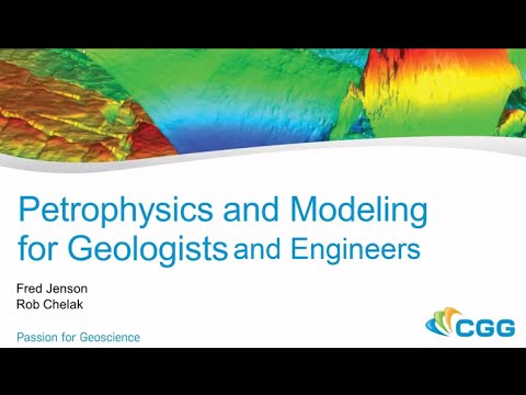 Petrophysics and Modeling for Geologists and Engineers