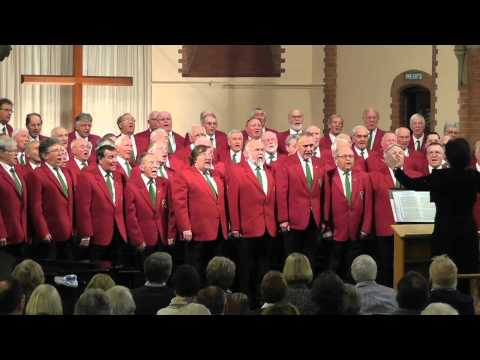 Stout-Hearted Men - South Wales Male Choir (Cor Meibion De Cymru)