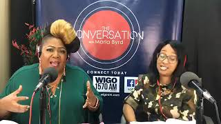 Special Guest Evangelist Cherise Stephens PT 2/2 - The Conversation with Maria Byrd