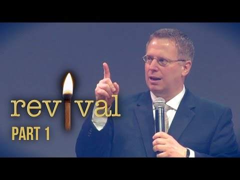 """Revival"" Part 1 – Pastor Raymond Woodward"