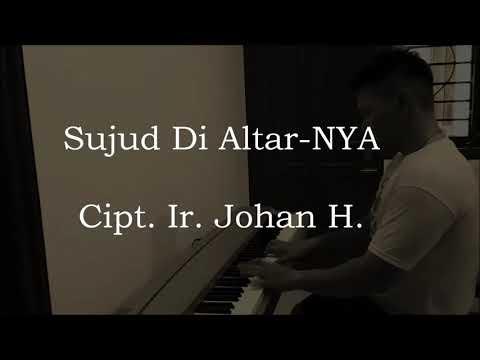 Lagu Rohani Lama - Sujud Di Altar-Nya (Cipt. Ir. Johan H)/Symphony Music/Bila Hati Terasa Berat