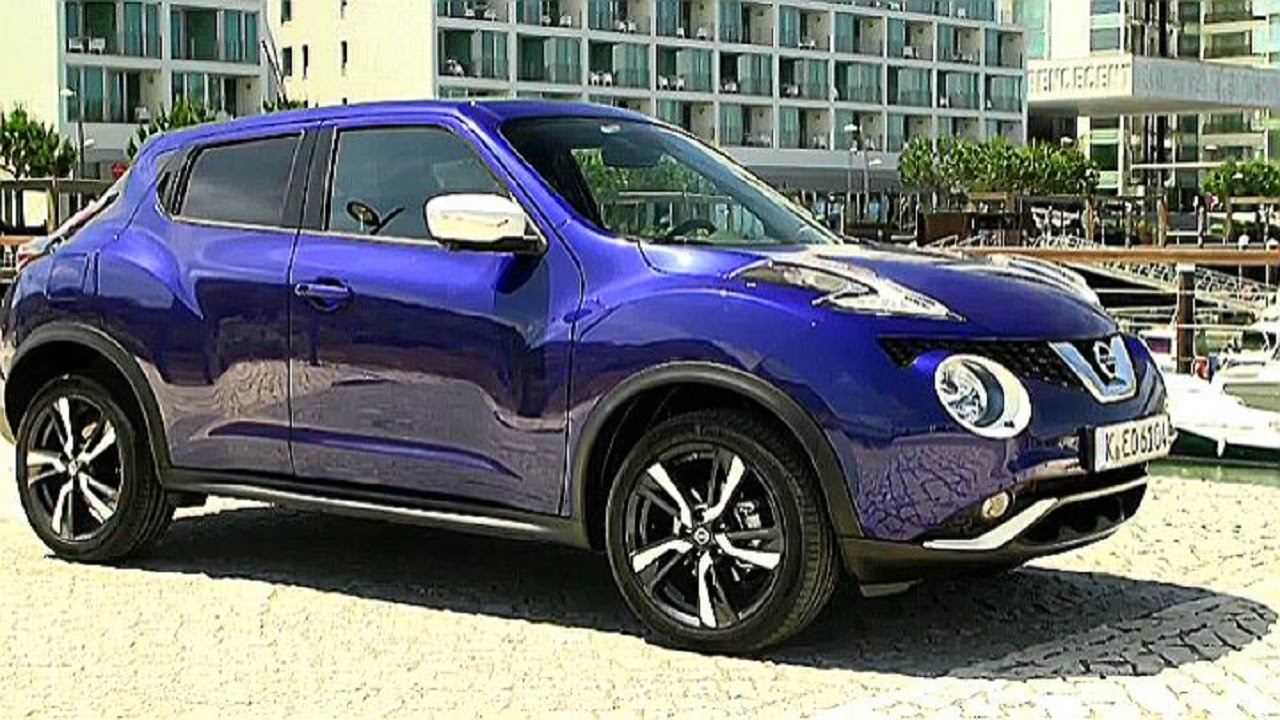 nissan juke blue 2015. the all new nissan juke interior exterior and driving blue youtube 2015