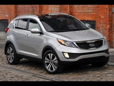 2015 Kia Sportage Start Up and Review 2.4 L 4-Cylinder