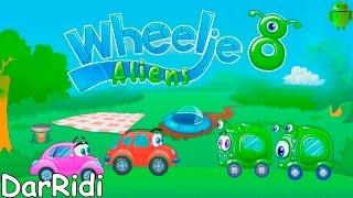 Wheelie 8 - Вилли 8 приключение машинки(Wheelie 8 - Вилли 8 приключение машинки - игра для детей про красную машинку игра для мальчиков и девочек игра..., 2017-03-13T15:11:51.000Z)