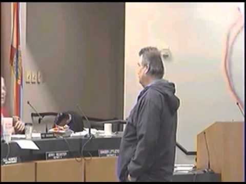 WJHG Video: Shooting at Bay District School Board meeting - 2010-12-16