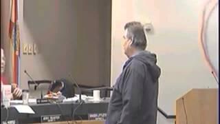 WJHG Video: Shooting at Bay District School Board meeting - 2010-12-16