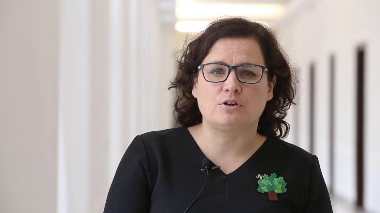 Ewa Lieder o nawałnicy i działaniach rządu