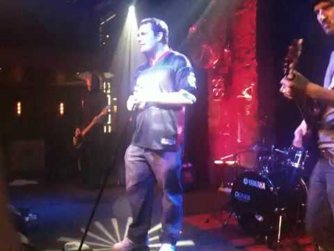 Jon @ karaoke from hell-Zurich