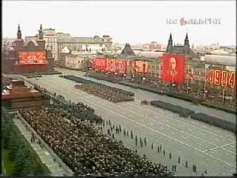 Soviet National Anthem 1984