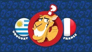 Uruguay vs France: Shaheen