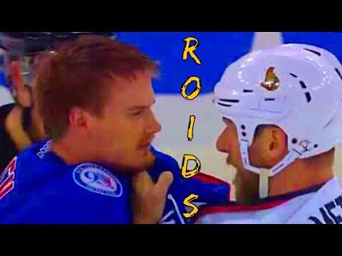 NHL Roid Rage