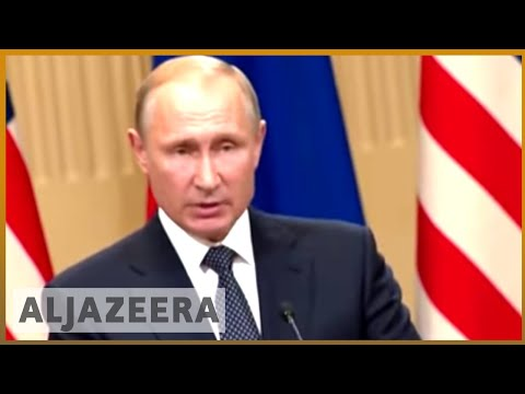 🇺🇸 🇷🇺 US imposes new sanctions on Russian shipping firms | Al Jazeera English