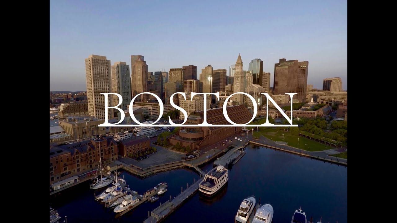 the city of boston youtube