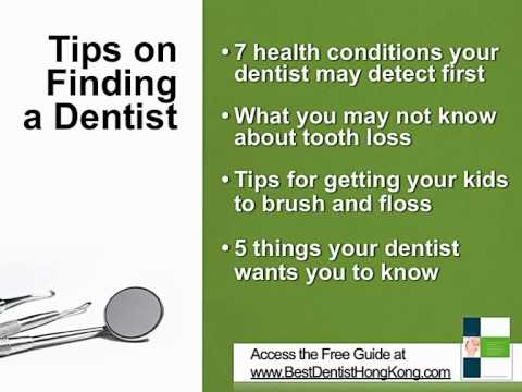 Hong Kong Dentist - Consumer Guide of Dental Service in Hong Kong