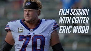 Buffalo Bills Film room: Responsibilities of an NFL Center with Eric Wood