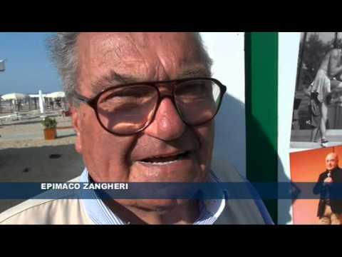 Riccione - Le foto di Pico.....in spiaggia ai Bagni 63 - YouTube