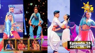 Hiru Super Dancer Season 3 | EPISODE 15 | 2021-06-05 Thumbnail