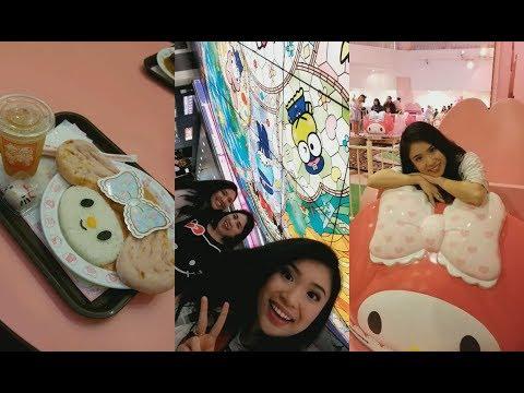 Where is Hello Kitty in Tokyo Sanrio Puroland