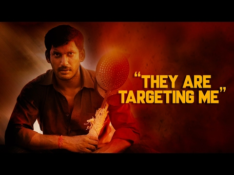 """They are targeting me"" 