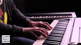 Yamaha P45 (NEW) vs P35 Demo and Product Review 2015