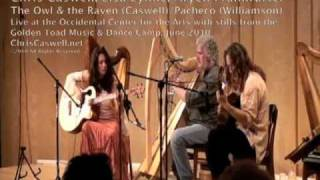 New World Gypsy String Band - The Owl and the Raven/Pacheco