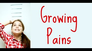 Gowing Pains