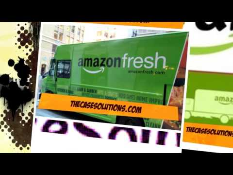 AmazonFresh: Rekindling the Online Grocery Market Case Solution & Analysis -TheCaseSolutions.com