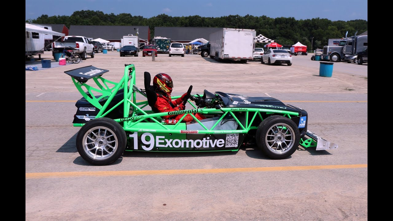 Exomotive Turbo Exocet Sport At The 2013 Grm Utcc Vir