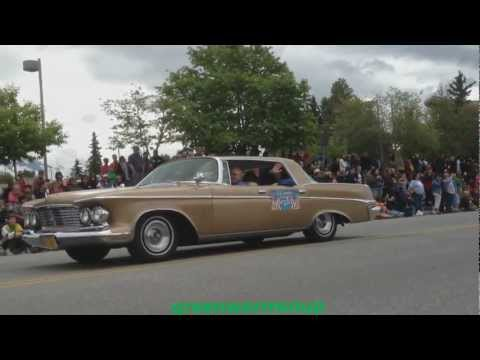 July 4th 2012 Anchorage Alaska Independence Day Parade (Full Length)