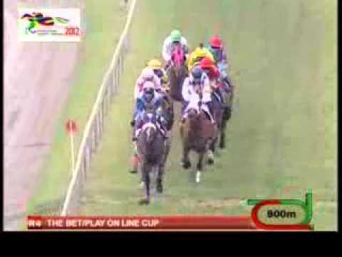 Meeting 38 - Race 4 - BESUGO - N.Juglall - Week-End International 2012 - Mauritius