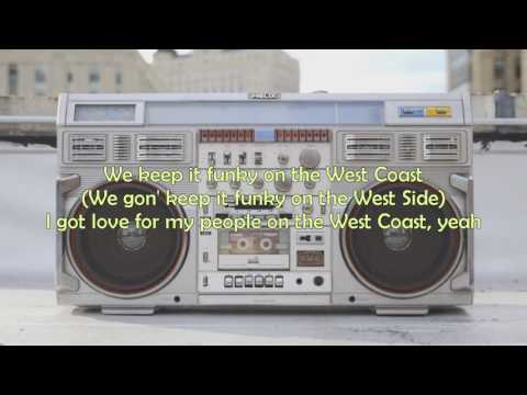 Matoma - Party On The West Coast (ft.The Notorious B.I.G. & Faith Evans) Lyrics Music Video