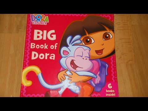 Dora the exporer -Big book of Dora