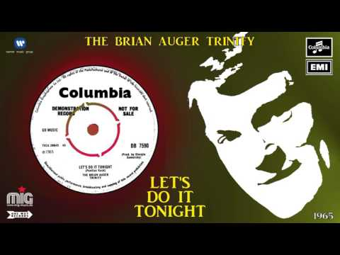 The Brian Auger Trinity - Let