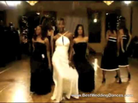 Awesome Wedding Reception Dance - Rock the Reception