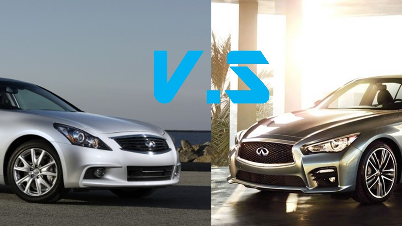 Is The Infiniti Q50 Better Than The G37 Youtube