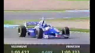 Kausi 1997 Euroopan osakilpailun aika-ajot