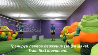 Трюк Магеллан | Обучение футбольному фристайлу | Magellan trick