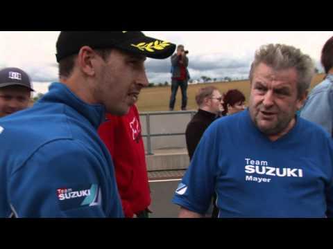 IDM - Team Suzuki Mayer 2011 Schleizer Dreieck