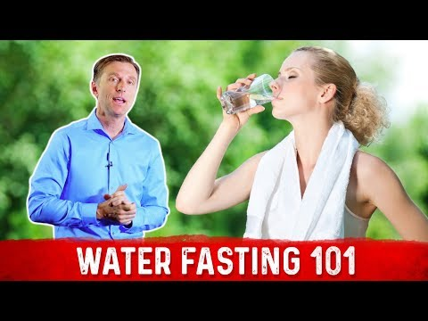 What is Water Fasting?