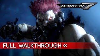 Tekken 7 | Full Story Mode Walkthrough (1080p HD)