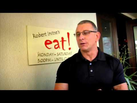 Chef Irvine Interview