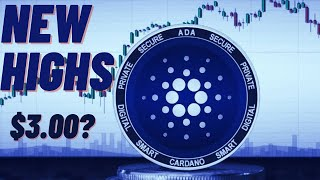 Why Cardano is soaring (cryptocurrency news)