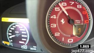 "Ferrari FF 0-100 ""3.4 seconds"" This video is not mine.. It has been..."